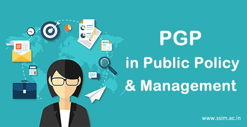 PGP in Public Policy & Management