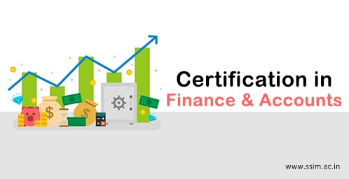 Certification in Finance & Accounts