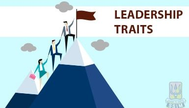 Photo of Leadership Traits- That One Has To Develop